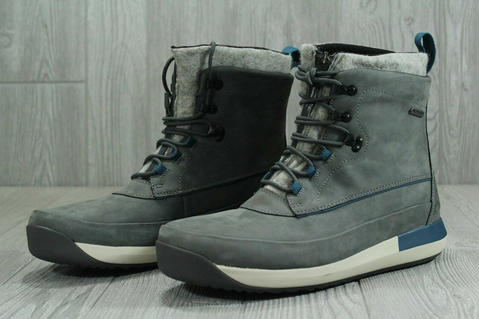 mens johto rise gtx waterproof nubuck leather