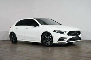 2019 Mercedes-Benz A250 177 MY19 4Matic White 7 Speed Auto Dual Clutch Hatchback