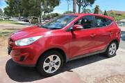 2011 Hyundai ix35 LM MY11 Active Red 5 Speed Manual Wagon Duncraig Joondalup Area Preview