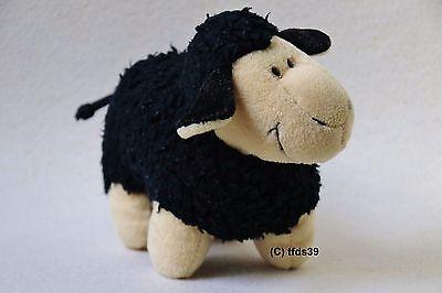 Nici Schaf schwarz Jolly Mäh 15 cm Stofftier Kuscheltier Schmusetier Plüschtier ()