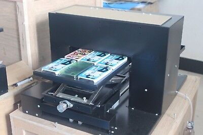Printer Smallest Flatbed Printer For Phone Cover Phone Case Printing