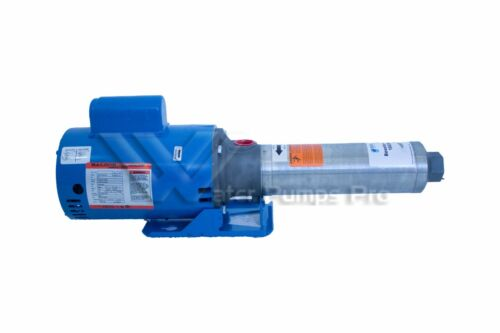 18GBC10 Goulds 1HP 1PH Multi-Stage Centrifugal Booster Pump