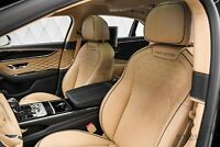 Bentley Flying Spur 2020 FIRST EDITON BLACK/BEIGE, FULL