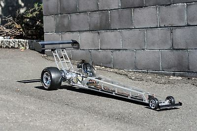 Primal RC 1/5 Scale Dragster Roller, Ready for your Gas Engine 1/4 DRAG RACE ! for sale  Valley Cottage