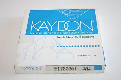 Kaydon 51702001 Reali-slim Single Row Ball Bearing New In Package