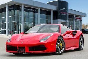 2017 Ferrari 488 GTB|TWIN TURBO V8|660HP|CLEAN!!