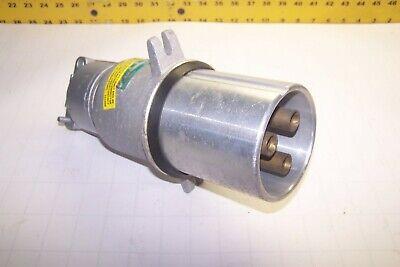 Appleton Powertite 200 Amp 600 Vac 3 W 3 P Pin Sleeve Plug Ap20033cd 291