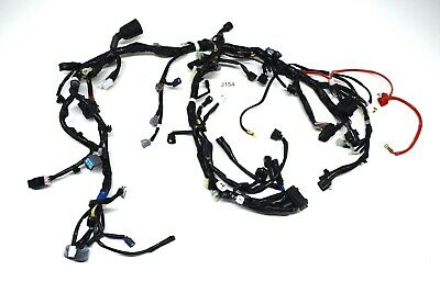 Yamaha YZF R6 RJ27 Main Harness Connector Engine Cable Wiring Loom BN6