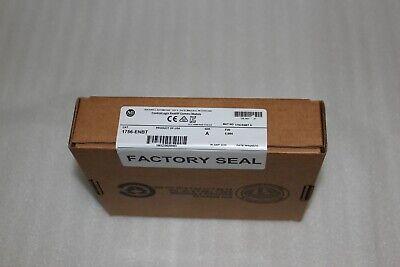 Factory Sealed Allen Bradley 1756-enbt 1756enbt Ser A