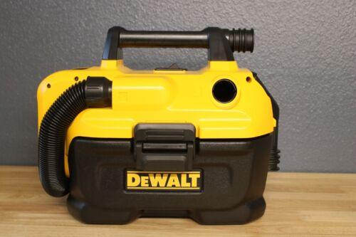 DeWALT DCV580H Cordless Wet-Dry Vac Portable Shop Vacuum 2 Gal Open Box