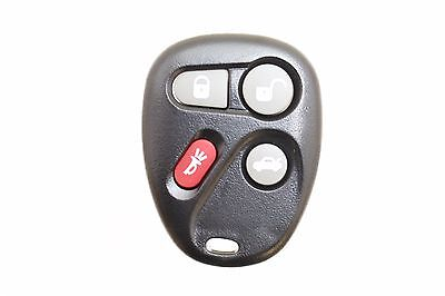 New Keyless Entry Remote Key Fob Shell Case For a 2001 Chevrolet Monte Carlo