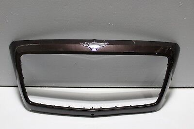2016 2017 2018 BENTLEY BY636 BENTAYGA FRONT CENTER GRILLE HOUSING OEM BY636