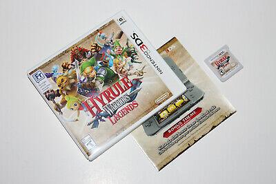 Hyrule Warriors Legends (Nintendo 3DS, 2016) comprar usado  Enviando para Brazil