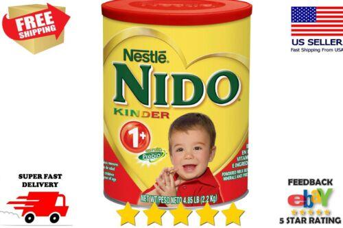 Nestle NIDO Kinder 1+ Toddler Formula (4.85 lbs.) *FRESH STOCK*