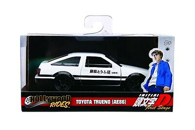 METALS INITIAL D 1/32 SCALE DIECAST 86 TOYOTA TRUENO VEHICLE 2019 JADA TOYS INC for sale  Mississauga