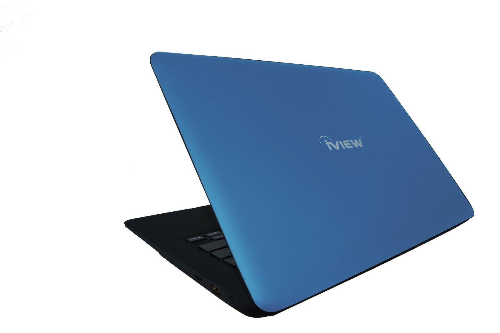 "Laptop Windows - iView 1330NB 13.3"" Ultra Slim Windows Laptop, Bluetooth WiFi, Built-In Webcam"