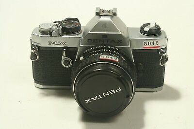 pentax mx   50mm 1.4  The last version