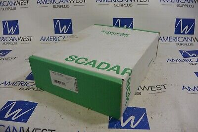 Schneider Electric Scadapack 357 Gas Flow Rtu - New In Box- Tbup357-1g20-ab00