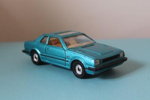 "Corgi 4.8"" HONDA PRELUDE Diecast Toy Car No:345 Vintage"