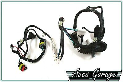 Front RH Right Drivers Door Wiring Harness Loom VX VY VZ Commodore Parts #6 Aces