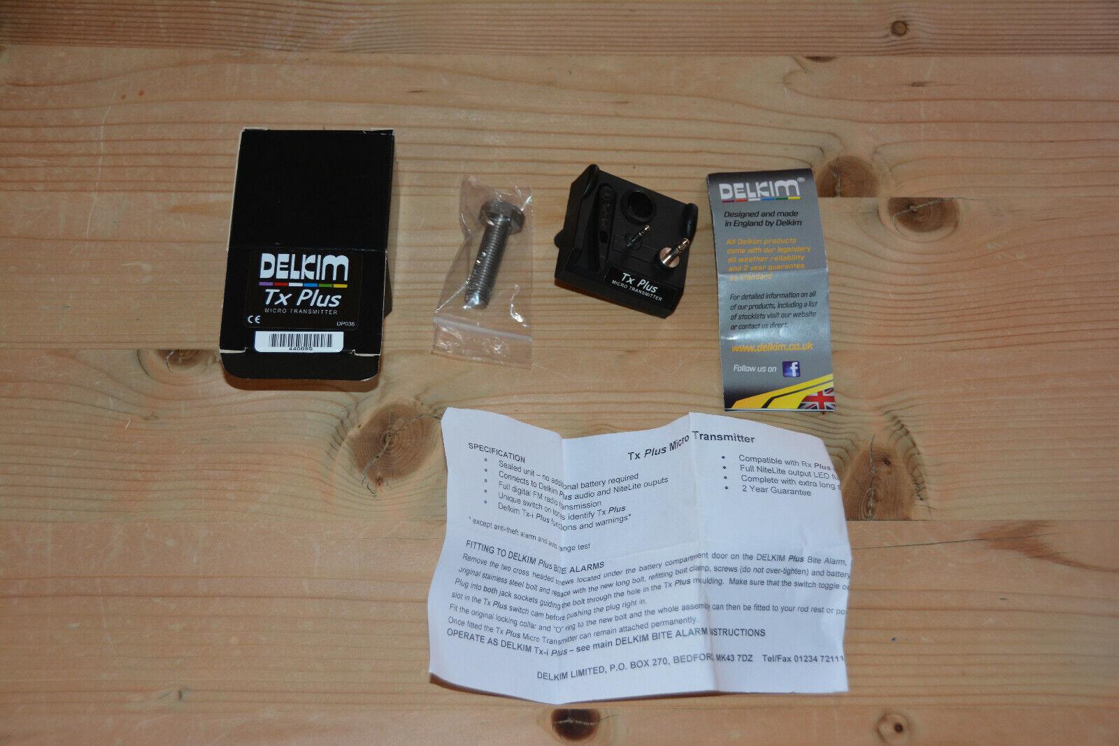 Delkim Tx Plus Micro Transmitter