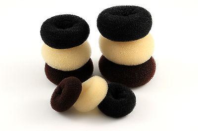 Duttkissen Haarknoten Dutt Haardutt Donut Knotenkissen Haarschmuck A153