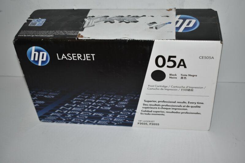 ^^HP 05A Black LaserJet Toner CE505A for P2035 / P2055 Printer  (#1675)