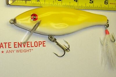 4 1//3 inch 1//2 oz Minnow Fishing Lures Shallow Water For Bass Fishing M600