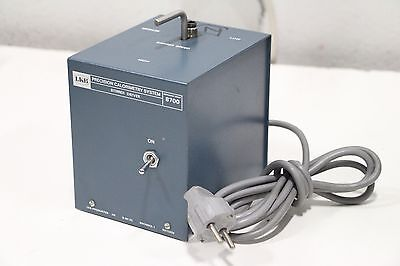 Lkb 8723 Precision Calorimetry Calorimeter System 8700 Stirrer Driver S-161 25