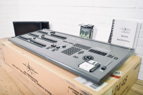 NSI MC 24/48 lighting console in near mint condition (church owned)