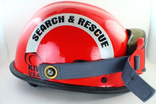 Pacific Kiwi USAR Certified Rescue Helmet - SEARCH & RESCUE HELMET & GOOGLES.