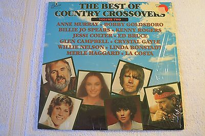 The Best Of Country Crossovers Volume 2 Vinyl Record Ex Condition  12