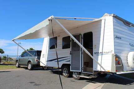 2012 Jayco Starcraft 20 Full Ensuite caravan Highgate Hill Brisbane South West Preview