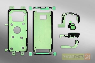 Samsung GALAXY S8 G950 LCD Display Backcover Kamera Touch ID Kleber Sticker Set Samsung Lcd Back Cover