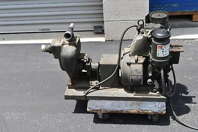Hatz Diesel Engine E673LHK with water pump