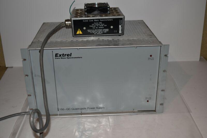 EXTREL 150-QC QUADRUPOLE POWER SUPPLY - MASS SPECTROMETER   (MJ13)