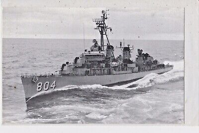 US NAVY DESTROYER USS ROOKS DD-804 Us Navy Destroyer