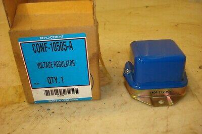 Ford 600 800 2000 4000 Tractor 12v Voltage Regulator C0nf10505a