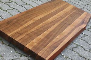 nussbaum platte ebay. Black Bedroom Furniture Sets. Home Design Ideas