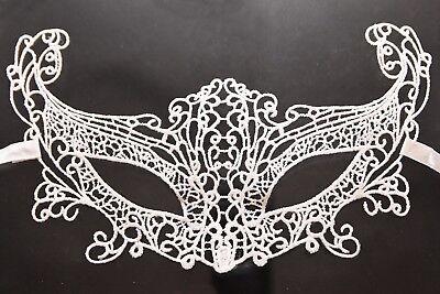 Sexy Women Black Lace Eye Face Mask Masquerade Party Halloween Christmas - Black Face Halloween Mask
