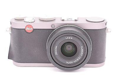 Leica x X1 12.2MP Fotocamera Digitale - Grigio Acciaio usato  Spedire a Italy