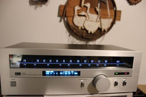 Restored Sansui T-80 AM/FM tuner