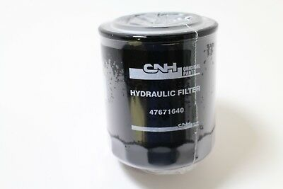 Hydraulic Oil Filter For New Holland Boomer T Tc Tz Series Tractors. 47671640