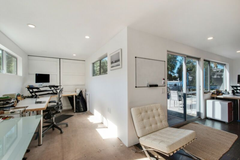 Custom Shipping Container Office / Two Twenty Foot Containers