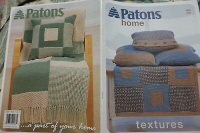 Шаблоны Paton's Knitting Book 968 Home