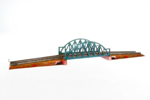 AC1933: Vintage Bing Gauge1 (2 Rail-Clockwork) Girder Bridge 12/510/1