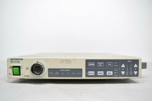 Olympus CV-240 Video Processor Evis Video System Center