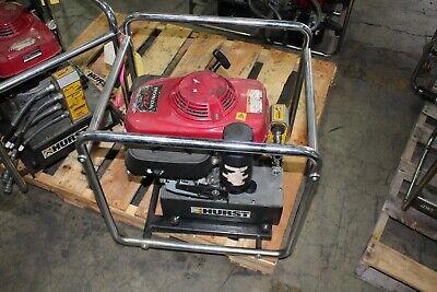 Hurst -jaws Of Life Rescue 5000psi Hydraulic Pump Gas Engine Honda Gxv160