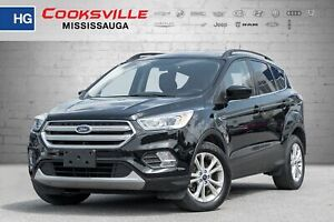 2018 Ford Escape SEL, NAVIGATION, LEATHER, PANO ROOF, HEATED SEA