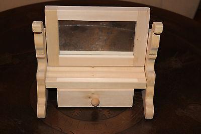 Schmuckschatulle / Schmuckkästchen Holz für Kinder